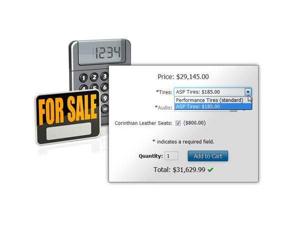 Price altering options
