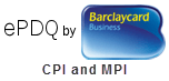 ePDQ (Barclaycard UK) - CPI and MPI
