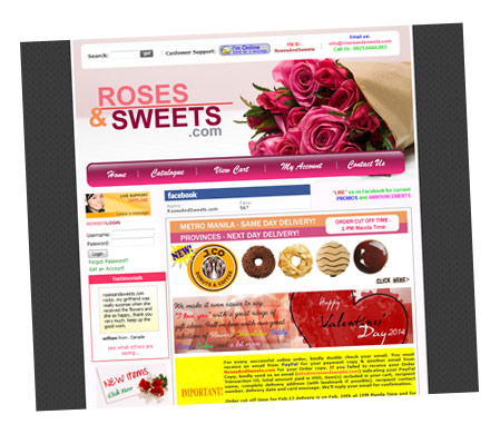 Roses & Sweets