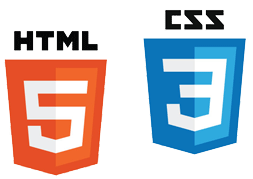 Valid HTML and CSS